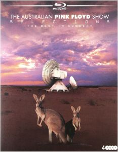 The Australian Pink Floyd Show [4 Blu-ray] Selections: The Best in Concert