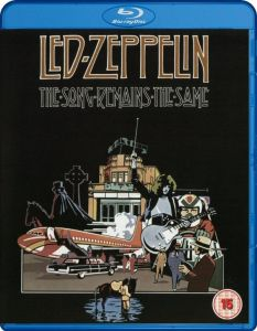 Led Zeppelin [Blu-ray] The Song Remains The Same