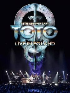 Toto [DVD] Live in Poland