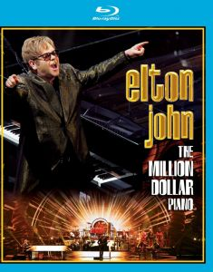 Elton John [Blu-ray] The Million Dollar Piano