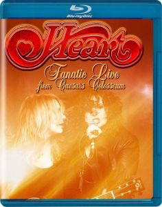 Heart [Blu-ray] Fanatic Live From Caesar's Colosseum