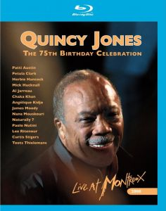 Quincy Jones [Blu-ray] Live at Montreux