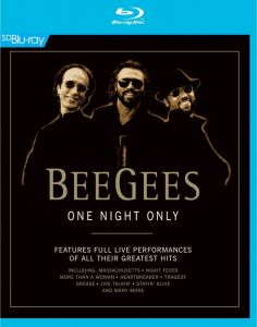Bee Gees [Blu-ray] One Night Only