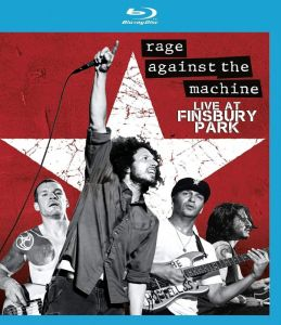 Rage Against The Machine [Blu-ray] Live at Finsbury Park