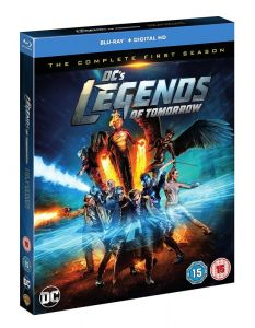 DC's Legends of Tomorrow [2 Blu-ray] Sezon 1