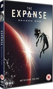 The Expanse [3 DVD] Sezon 1
