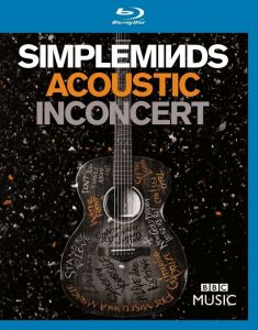 Simple Minds [Blu-ray] Acoustic in Concert