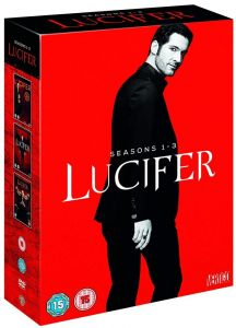 Lucyfer [11 DVD] Sezony 1-3