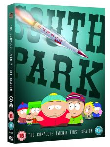 Miasteczko South Park [2 DVD] Sezon 21