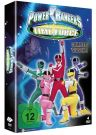 Power Rangers [4 DVD] Sezon 9: Time Force
