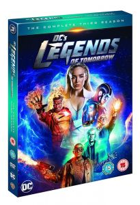 DC's Legends of Tomorrow [4 DVD] Sezon 3