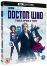 Doktor Who [4K Ultra HD Blu-ray + Blu-ray] Twice Upon A Time