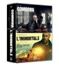Gomorra [17 DVD] Sezony 1-4 + Film
