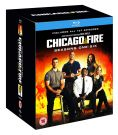Chicago Fire [34 Blu-ray] Sezony 1-6