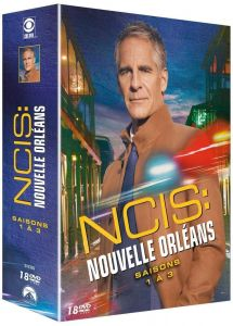 Agenci NCIS: Nowy Orlean [18 DVD] Sezony 1-3