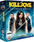 Killjoys [10 DVD] Sezony 1-5