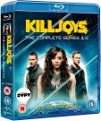 Killjoys [10 Blu-ray] Sezony 1-5