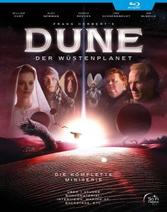 Diuna [2 Blu-ray] Miniserial TV