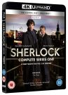 Sherlock [2 Blu-ray 4K Ultra HD + 2 Blu-ray] Sezon 1