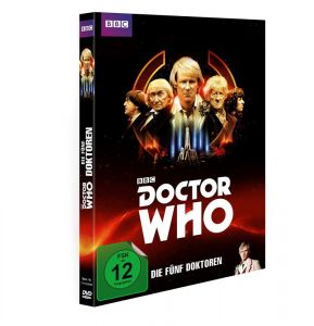 Doktor Who [3 DVD] The Five Doctors