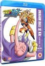 Dragon Ball Z Kai [3 Blu-ray] Sezon 6 /122-144/