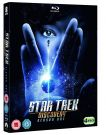 Star Trek: Discovery [4 Blu-ray] Sezon 1