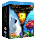 Our World and Beyond [10 Blu-ray 3D] Kolekcja /7 z PL/
