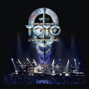 Toto [3 Vinyl LP + 2 Audio CD] Live in Poland [35th Anniversary]
