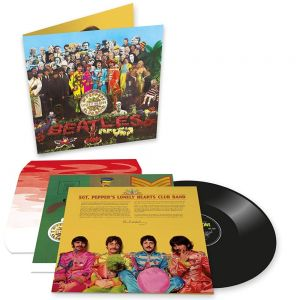 The Beatles [Vinyl LP] Sgt. Pepper's Lonely Hearts Club Band