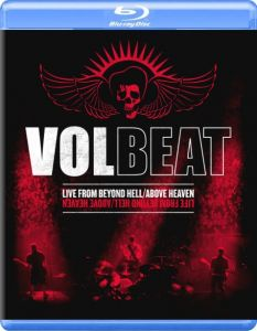 Volbeat [Blu-ray] Live From Beyond Hell / Above Heaven