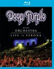 Deep Purple with Orchestra [Blu-ray] Live In Verona