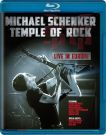 Michael Schenker Temple of Rock [Blu-ray] Live in Europe