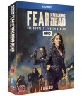 Fear The Walking Dead [5 Blu-ray] Sezon 4