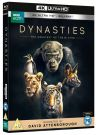 Dynastie [2 Blu-ray 4K Ultra HD + 2 Blu-ray] Miniserial /David Attenborough/