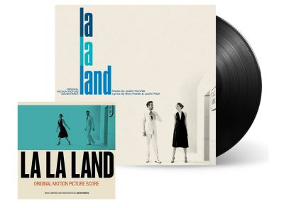 La La Land [Vinyl LP + Audio CD] LP Soundtrack + CD Score