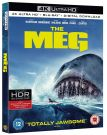 The Meg [4K Ultra HD Blu-ray + Blu-ray] lektor/napisy PL