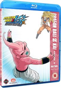 Dragon Ball Z Kai [3 Blu-ray] Sezon 7 /145-167/