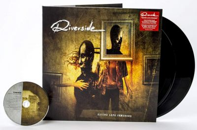 Riverside [2 Vinyl LP + CD] Second Life Syndrome