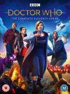 Doktor Who [4 DVD] Sezon 11