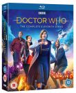 Doktor Who [4 Blu-ray] Sezon 11