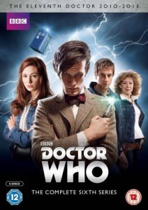 Doktor Who [6 DVD] Sezon 6