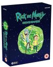 Rick i Morty [4 Blu-ray] Sezony 1-3
