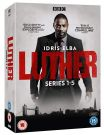 Luther [9 DVD] Sezony 1-5