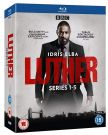 Luther [7 Blu-ray] Sezony 1-5