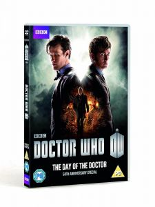Doktor Who [1 DVD] The Day of the Doctor