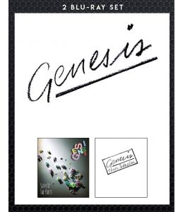 Genesis [2 Blu-ray] Sum Of The Parts + Three Sides Live
