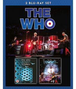 The Who [2 Blu-ray] Tommy: Live At The Royal Albert Hall + Sensation: The Story of Tommy