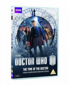 Doktor Who [2 DVD] The Time of the Doctor