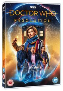 Doktor Who [1 DVD] Resolution