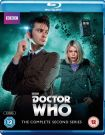 Doktor Who [3 Blu-ray] Sezon 2